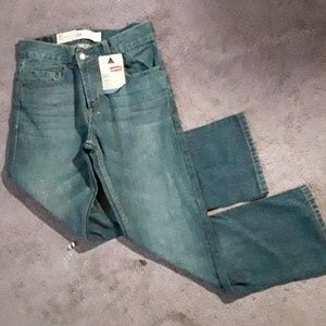 ⚡Levi's 505 regular fit straight leg jeans. NWTO